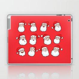 One Evil Santa Laptop & iPad Skin