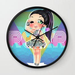ROAR MILITIA Wall Clock
