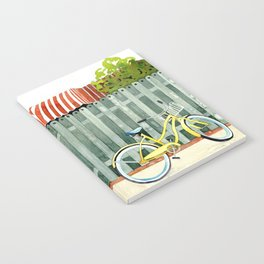 Beach Bike Notebook