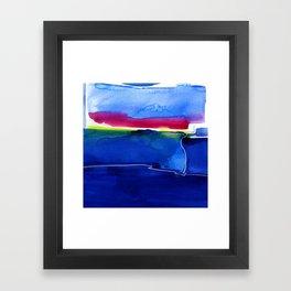 Meditations 33 by Kathy Morton Stanion Framed Art Print