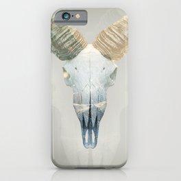 Capricorn sky iPhone Case