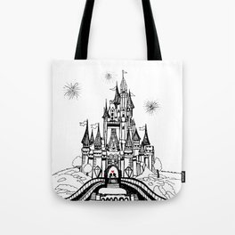 Mouse in Love Tote Bag