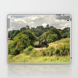 Great Western Green  Laptop & iPad Skin