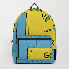 Gone Surfing Backpack