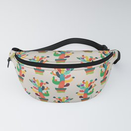 Whimsical Cactus Fanny Pack