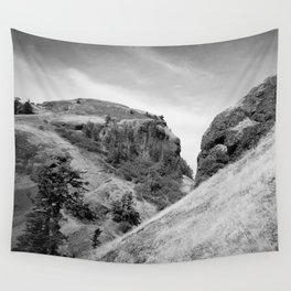 Saddle Mountain Wall Tapestry