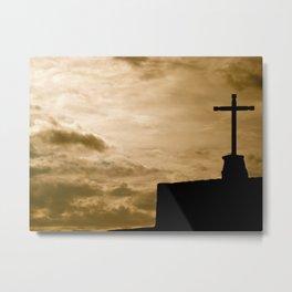 Santa Catalina - Arequipa, Peru Metal Print