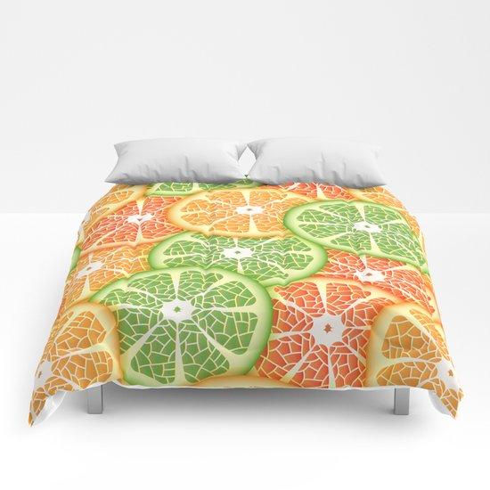 Citruses Comforters