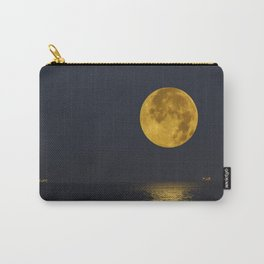 A Summer Full Moon Carry-All Pouch