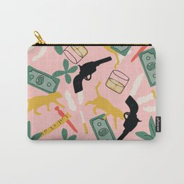 The Long Goodbye Carry-All Pouch