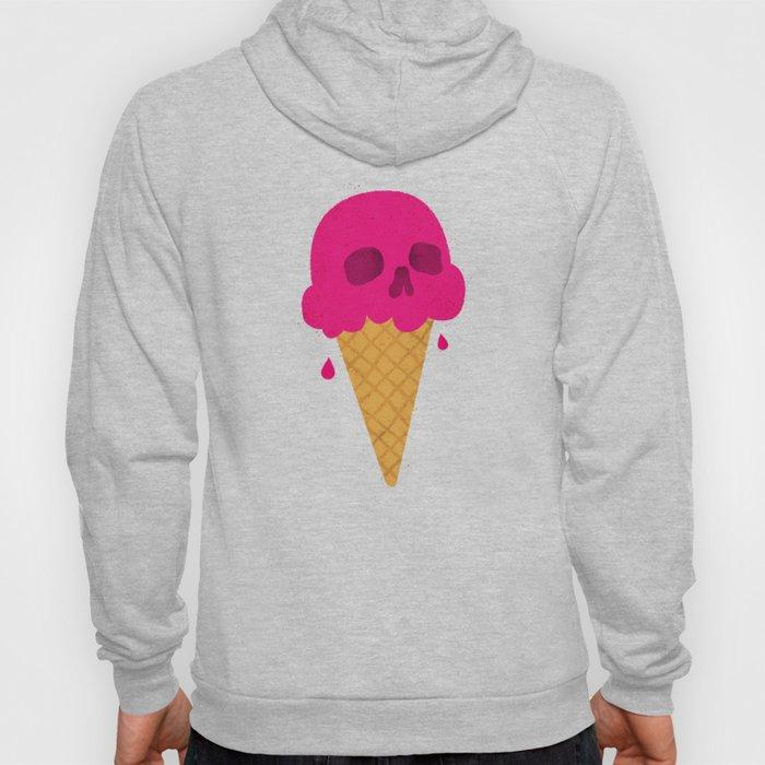Skull Scoop. Hoody