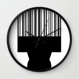 Buy Black Back (8-Rock Logo) Wall Clock