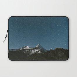 Annapurna Himalayas Laptop Sleeve