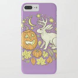 Halloween Friends | Spooky Brights Palette iPhone Case
