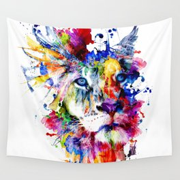 THE KING II Wall Tapestry