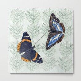 A Butterfly summer Metal Print