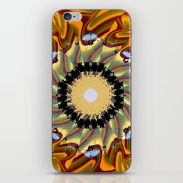 Wibble Wobble iPhone Skin