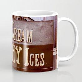 Ice Cream, Sodas, NY Ices, & Smoothies Coffee Mug