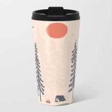 Feeling Small in the Morning... Metal Travel Mug