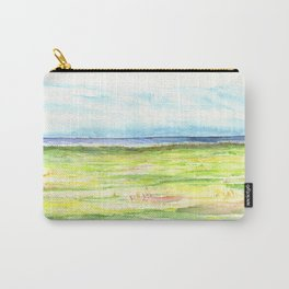 Sea meadow Carry-All Pouch