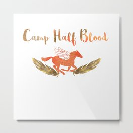 camp half blood v2 Metal Print