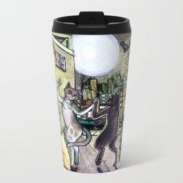JazzKats Travel Mug