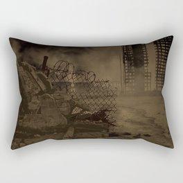 End Times Rectangular Pillow
