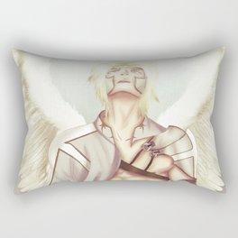 Reverence Rectangular Pillow