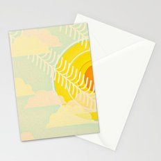 summer is here Stationery Cards