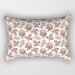 King Protea Delight Rectangular Pillow
