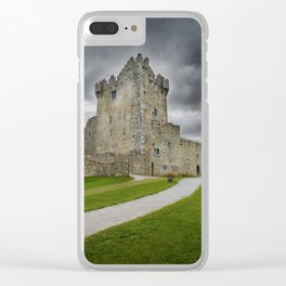 Ross Castle,Killarney,Ireland Clear iPhone Case