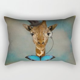 Sir Alfred Rectangular Pillow