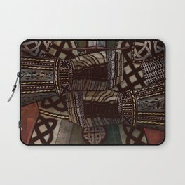 The Knotted Knight Laptop Sleeve