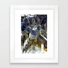 the journey of souls pt.1 Framed Art Print