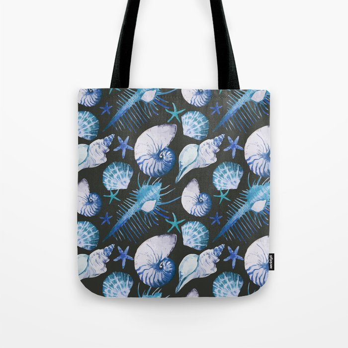Sea Life Pattern 06 Tote Bag