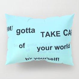 Fly:You Gotta Pillow Sham