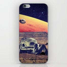 Car repair iPhone Skin