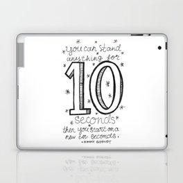 10 seconds Laptop & iPad Skin