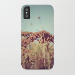 plants - Retro  iPhone Case