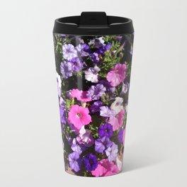 Petunia Patch Travel Mug