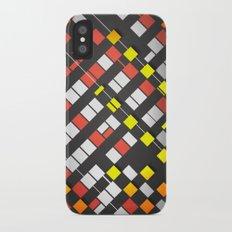 Breakout Pattern iPhone X Slim Case