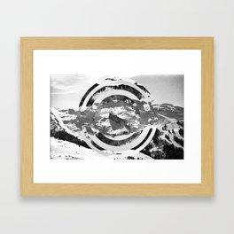 CIRCE DE MONTAGNE Framed Art Print