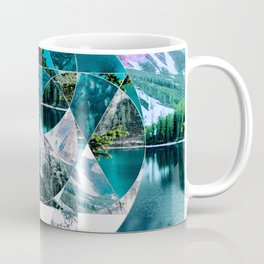 Misplaced Circle Coffee Mug