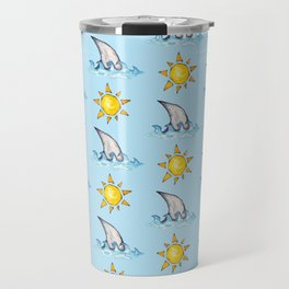 Summer Sun II Travel Mug
