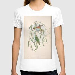 Porphyry-crowned Lorikeet, trichoglossus porphyrocephalus3 T-shirt