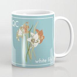Provincial Flowers - Quebec Coffee Mug