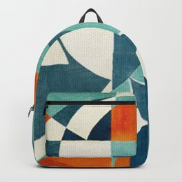 Four Seasons In One Day Backpack