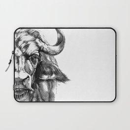 African Water Buffalo Laptop Sleeve