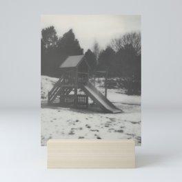 Playground love Mini Art Print