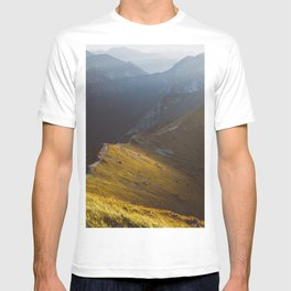Just go - Landscape and Nature Photography T-shirt
